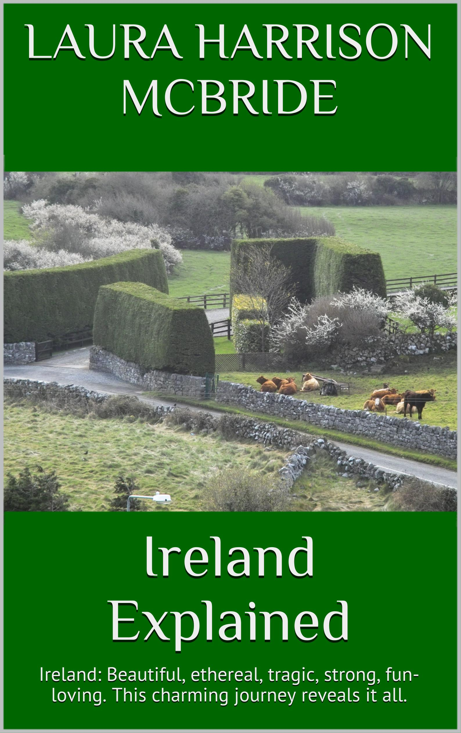 Ireland Explined Cover